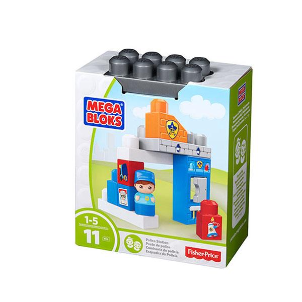 Mattel Mega Bloks DYC54 Мега Блокс Маленькие игровые наборы - конструкторы
