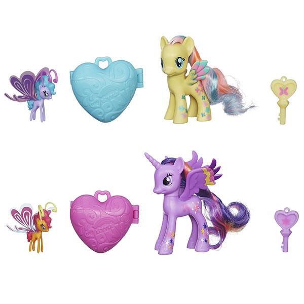 Hasbro My Little Pony A8209_9 Май Литл Пони Пони с сердечком (в ассортименте)