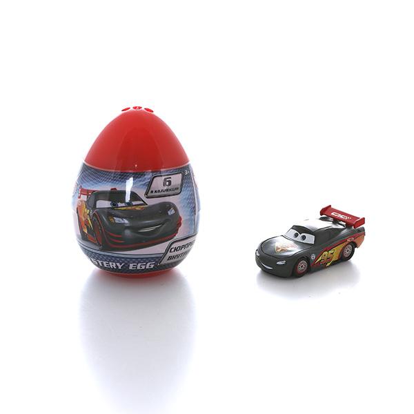 Mystery Egg 280292-PC Яйцо с фигуркой Тачки (в ассортименте) цены онлайн
