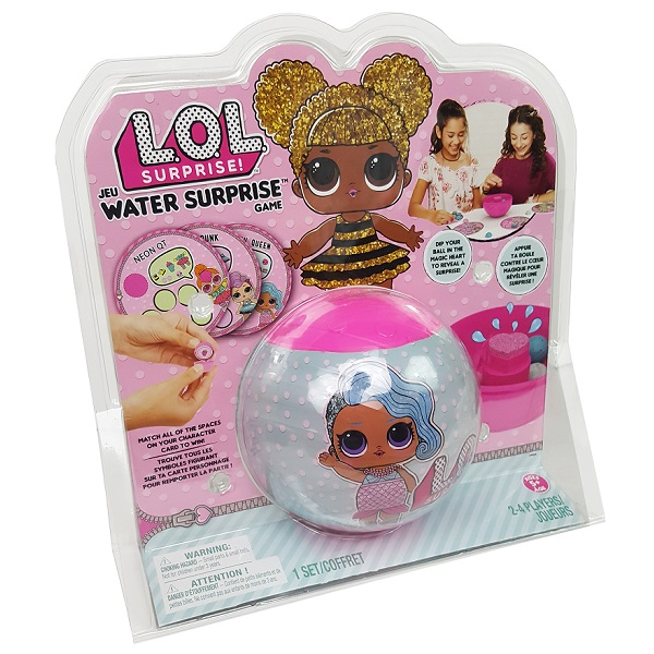 Spin Master 98234/1-LOL Водный сюрприз spin master 98234 lol сюрприз
