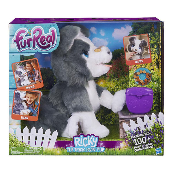 Hasbro Furreal Friends E0384 Щенок Хаски