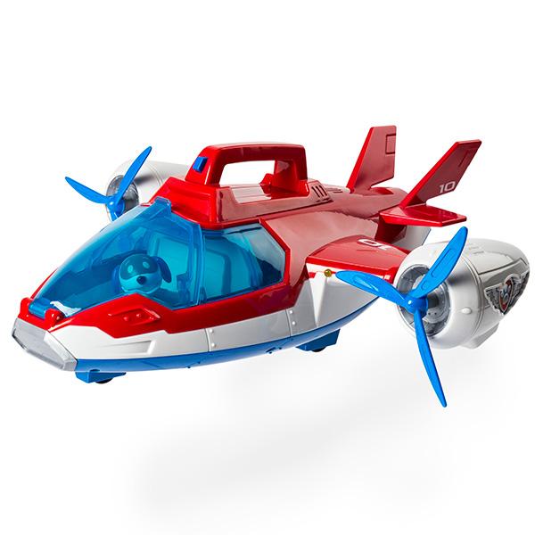 Paw Patrol 16662 Щенячий патруль Самолет спасателей spin master большой автомобиль спасателей экскаватор крепыша щенячий патруль