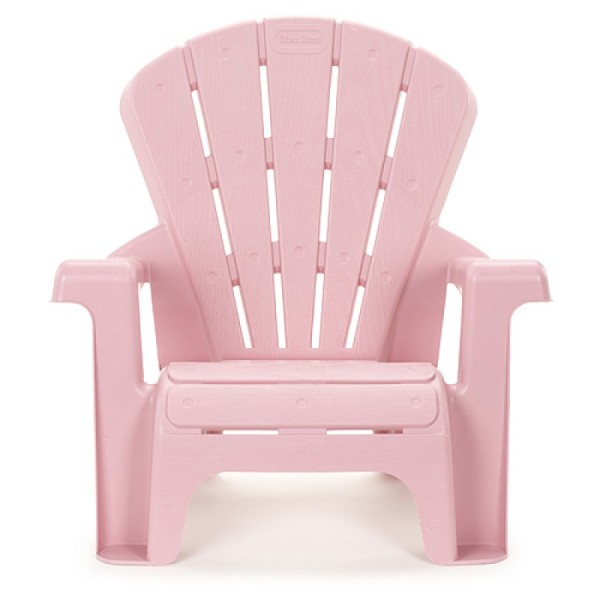 Little Tikes 636769 Литл Тайкс Стульчик садовый, розовый