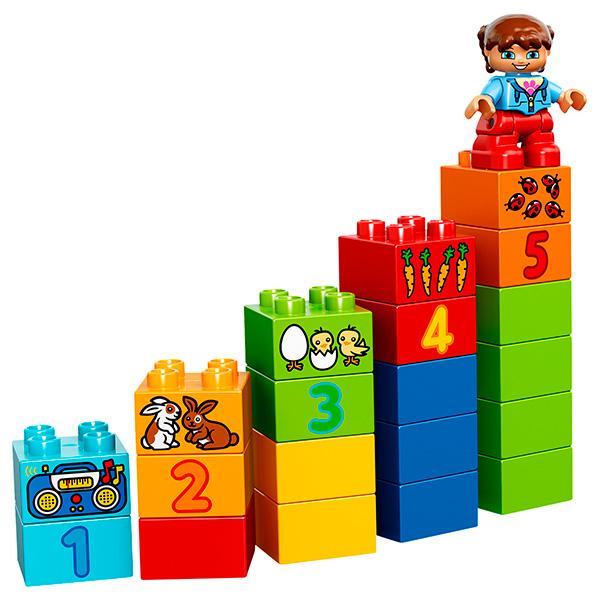 Lego Duplo 10580 Конструктор Набор для весёлой игры
