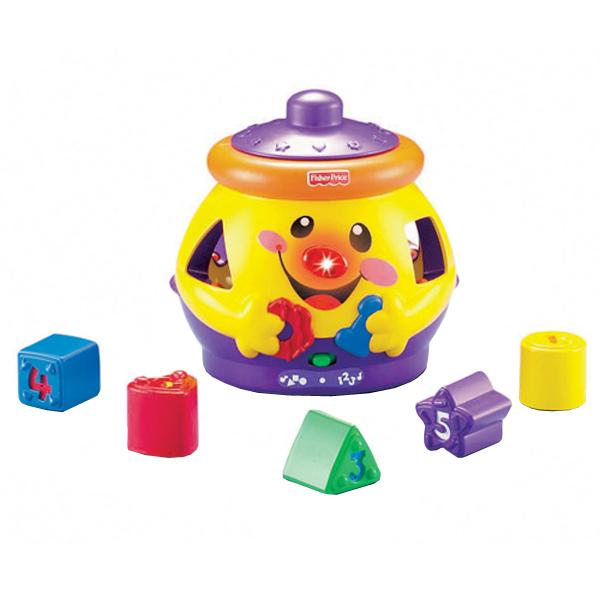 Mattel Fisher-Price K2831 Фишер Прайс Волшебный горшочек фишер прайс ударяй и играй