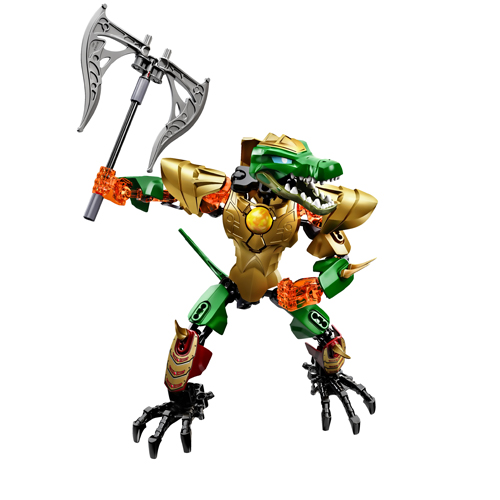 Lego Легенды Чима 70207 Конструктор ЧИ Краггер