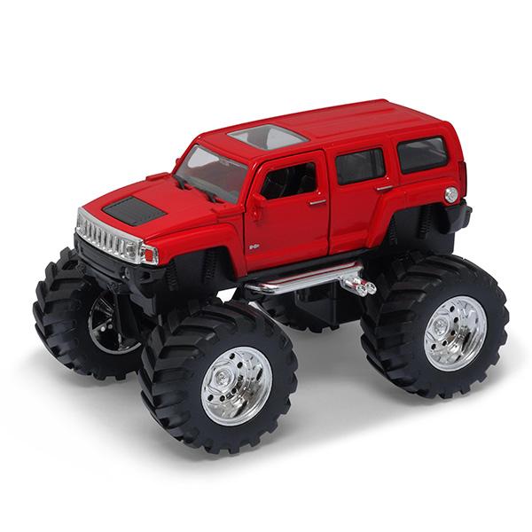 Welly 47001_9 Велли Модель машины 1:34-39 Hammer H3 Big Wheel