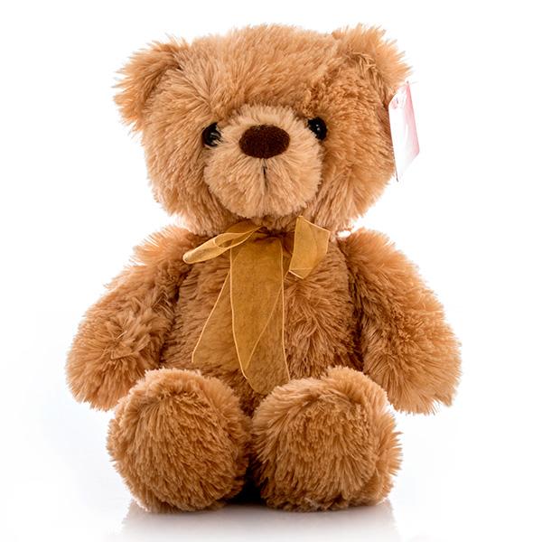 Aurora 15-320 Аврора Медведь, 32 см мягкая игрушка медведь обними меня aurora 72см