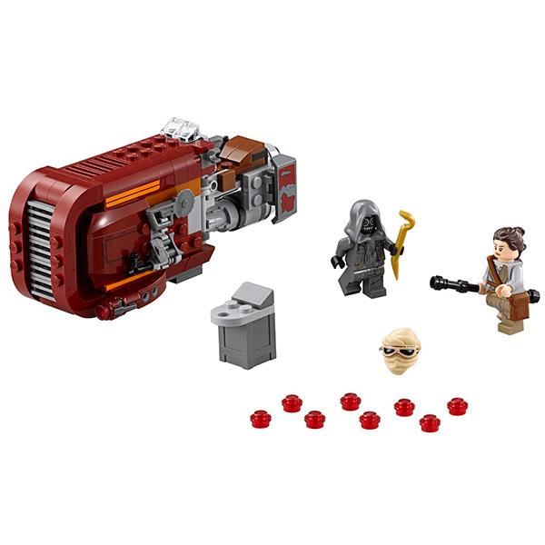 Lego Star Wars 75099 Конструктор Лего Звездные Войны Спидер Рей