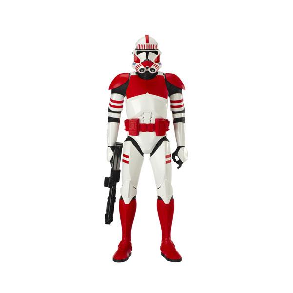 Big Figures 65219 Большая фигура Звездные Войны Шок Клон, 79 см. big figures фигура звездные войны повстанцы езра с 3 лет