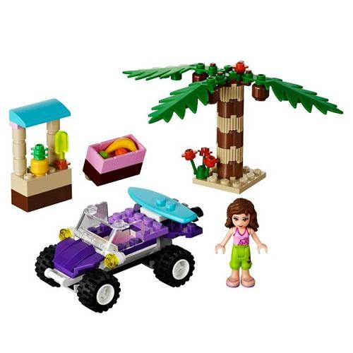 Конструктор Lego Friends 41010 Лего Подружки Пляжный автомобиль Оливии