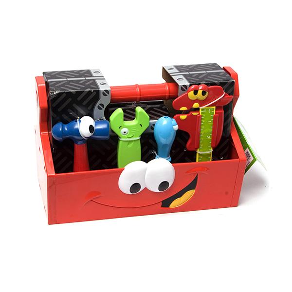 Boley 31701 Игровой набор инструментов из 14 шт в коробке boley 75232 игровой набор динозавры 40 предметов