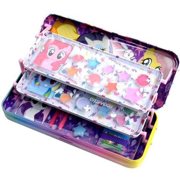 Markwins 9806551 My Little Pony Игровой набор детской декоративной косметики в пенале