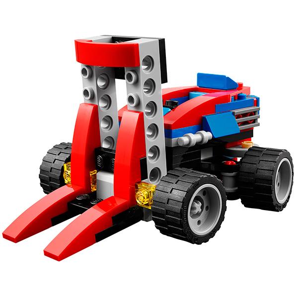Конструктор Lego Creator 31030 Лего Криэйтор Красный гоночный карт