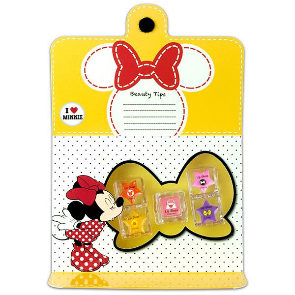 Markwins 9605151 Minnie Набор детской декоративной косметики для губ