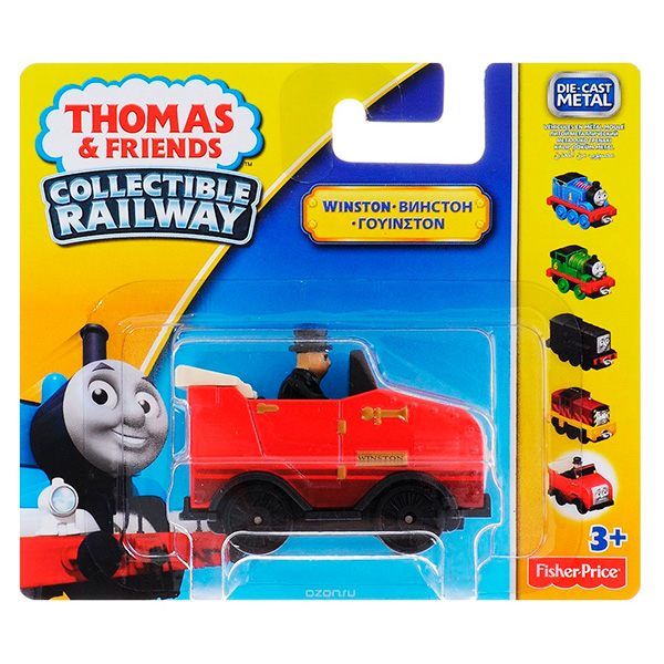 Thomas & Friends CGW24 Томас и друзья- Паровозик Уинстон