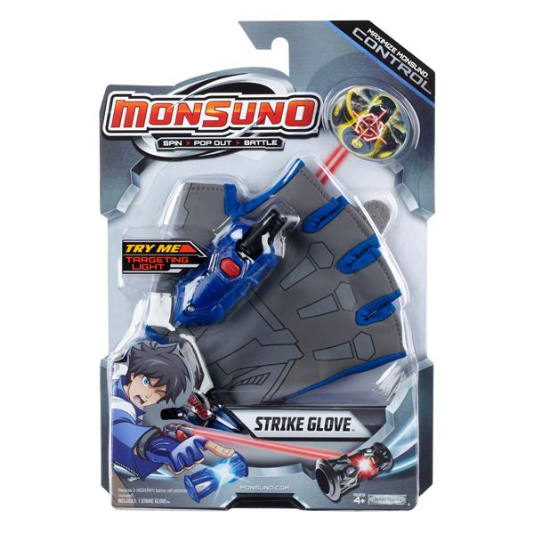Monsuno 25032_1 Монсуно Перчатка для стрельбы с LED-подсветкой