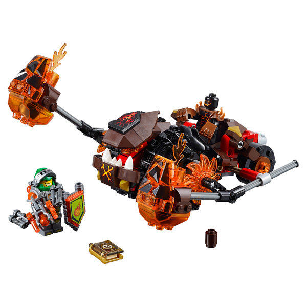 Lego Nexo Knights 70313 Конструктор Лего Нексо Лавинный разрушитель Молтора