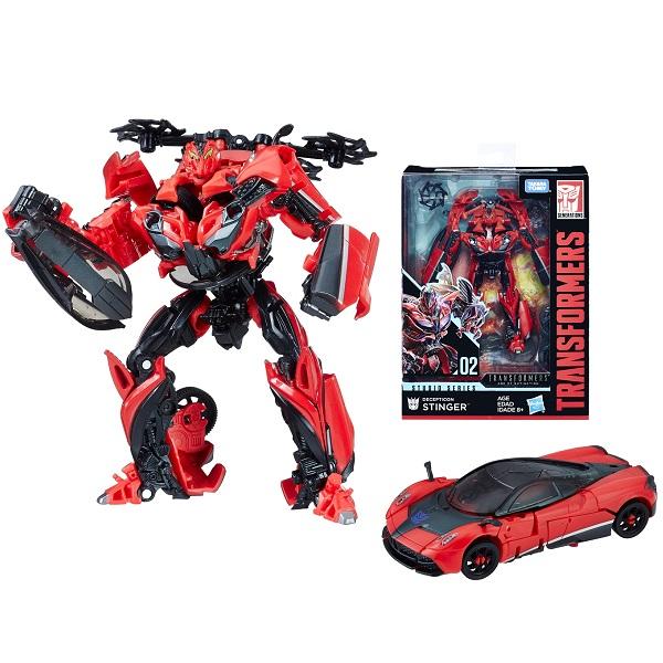 Hasbro Transformers E0701/E0740 Трансформеры Стингер 20 см hasbro transformers c0888 электронная маска трансформеров