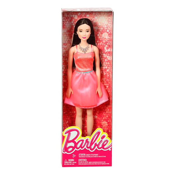 "Mattel Barbie DGX83 Барби Кукла серия ""Сияние моды"""