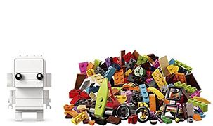 Создавайте своего героя с конструктором BrickHeadz Go Brick Me