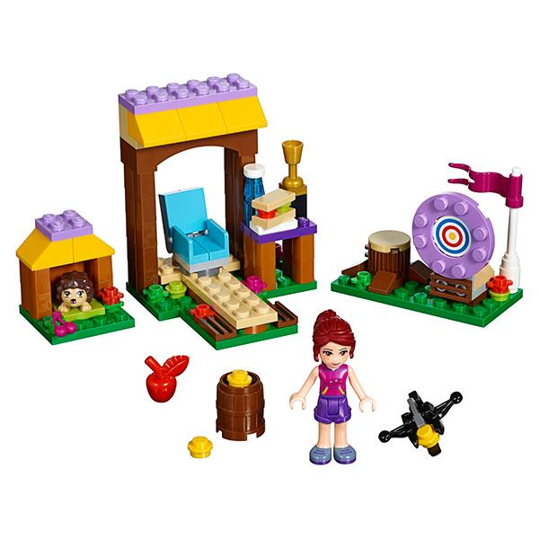 Lego Friends 41120 Конструктор Спортивный лагерь: стрельба из лука