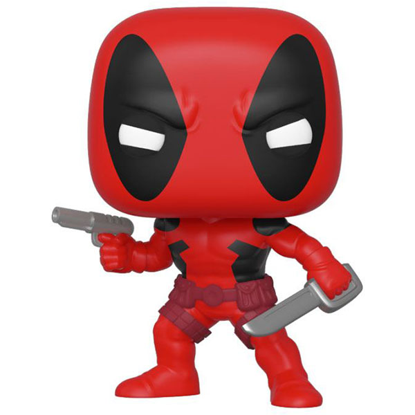 Funko 44154F Фигурка Funko POP! Bobble: Marvel: 80th First Appearance: Deadpool 44154