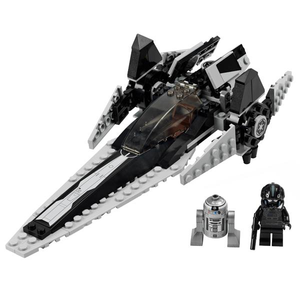 Lego Star Wars 7915 Конструктор Лего Звездные войны Звездный истребитель Империи