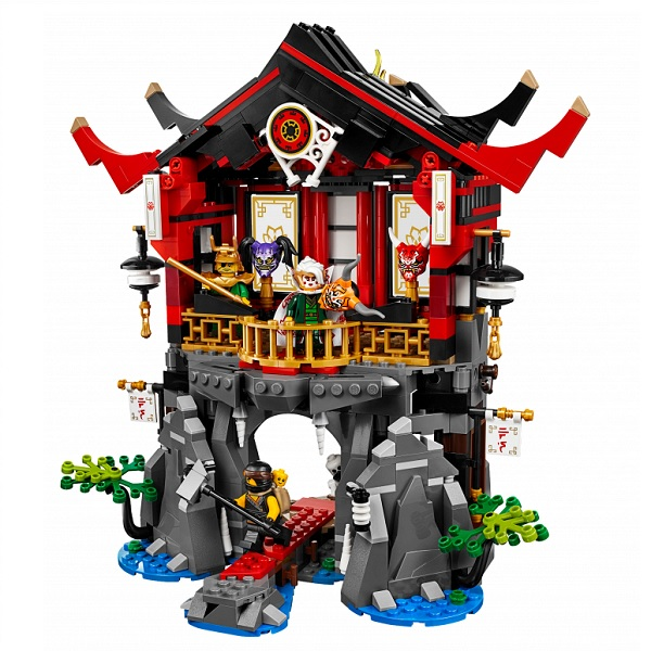 Lego Ninjago 70643 Конструктор Лего Ниндзяго Храм Воскресения