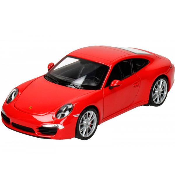 Welly 24040 Велли Модель машины 1:24 Porsche 911 (991) uni fortunetoys модель автомобиля porsche cayenne turbo