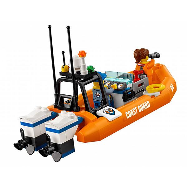 Lego City 60165 Конструктор Лего Город Внедорожник 4х4 команды быстрого реагирования