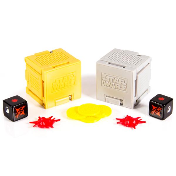 Spin Master Star Wars 52101 Звездные Войны Боевые кубики 2 шт (в ассортименте)