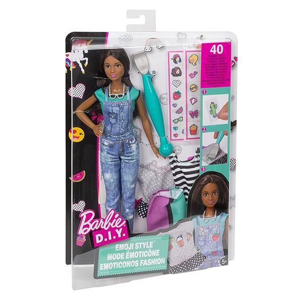 "Mattel Barbie DYN94 Барби Игровой набор ""Эмоджи"""