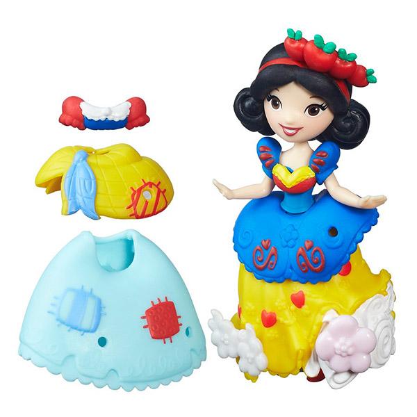 Hasbro Disney Princess B5327 Маленькая кукла и модные аксессуары (в ассортименте) hasbro модная кукла принцесса в юбке с проявляющимся принтом принцессы дисней b5295 b5299