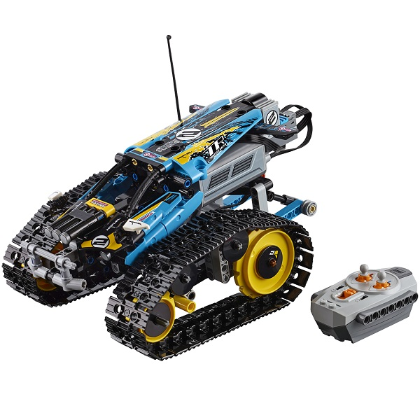 Лего Техник 42095 Конструктор Скоростной вездеход с ДУ