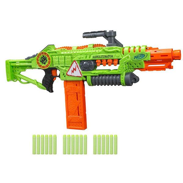 цена на Hasbro Nerf E3060 Нерф ЗОМБИ РЕВОЛТИНАТОР