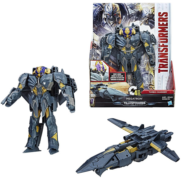 Hasbro Transformers C0886/C2824 Трансформеры 5: Мегатрон hasbro transformers c0889 c1328 трансформеры 5 последний рыцарь легион гримлок