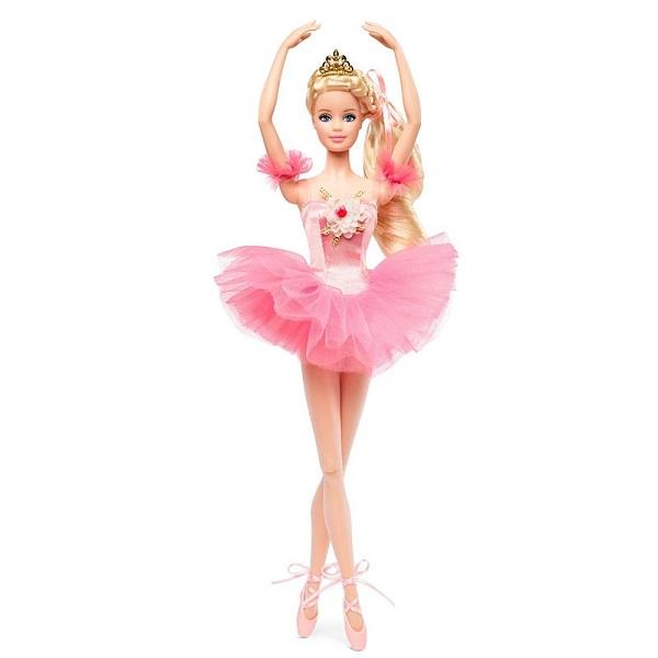 Mattel Barbie DVP52 Барби Коллекционная кукла Звезда балета 5 wire 12 1 inch elo touch screen scn at flt 12 1 z01 oh1 r elo 12 3 inch 5 wire touch screen win10 compatible