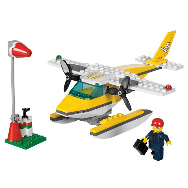 Lego City 3178 Конструктор Лего Город Гидросамолёт