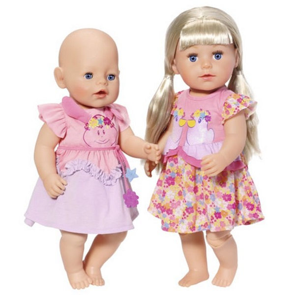 Zapf Creation Baby born 824-559 Бэби Борн Платья