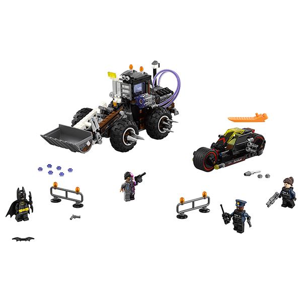 Lego Batman Movie 70915 Конструктор Лего Фильм Бэтмен: Разрушительное нападение Двуликого