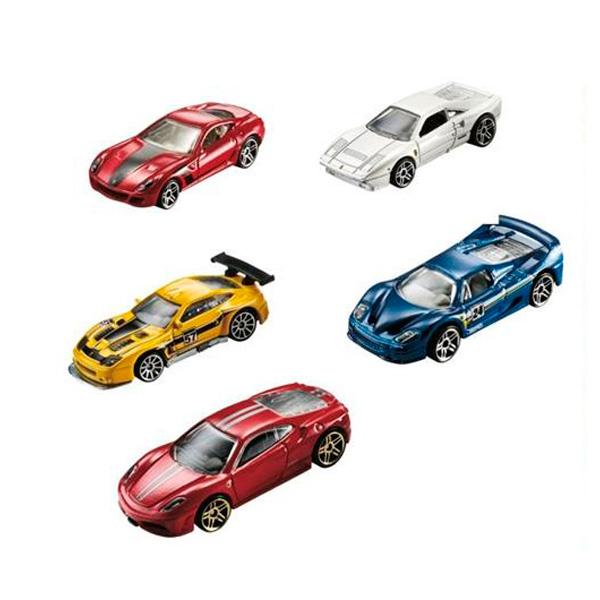 Mattel Hot Wheels K5904 Хот Вилс Машинки Подарочный набор из 3х машинок (в ассортименте) bmw серии детские игрушки автомобиля детские игрушки