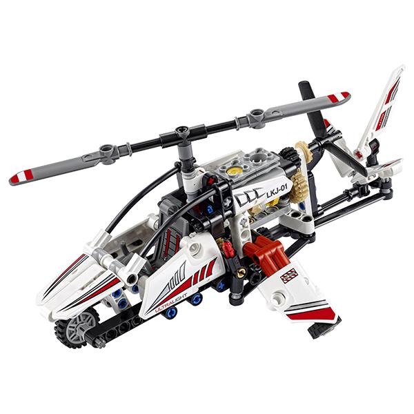 Lego Technic 42057 Конструктор Лего Техник Сверхлёгкий вертолёт