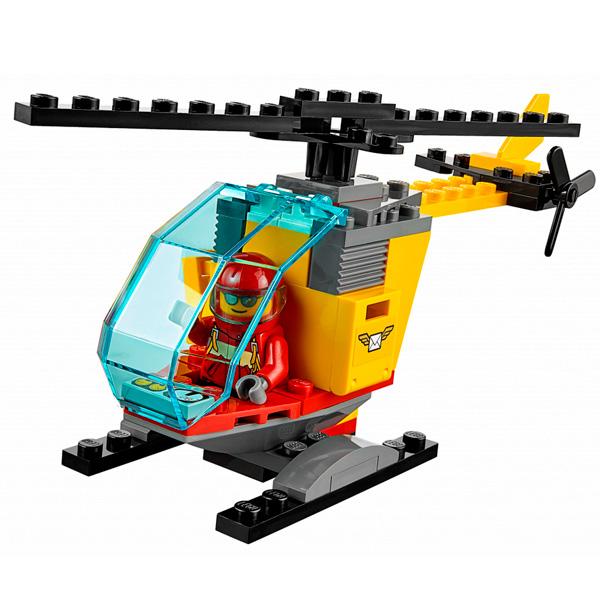 LEGO City 60100 Конструктор ЛЕГО Город Набор для начинающих Аэропорт
