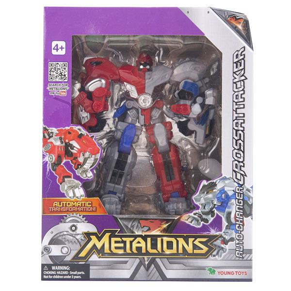 Metalions 314057 Металионс Авто-трансформация Неустрашимый Икс
