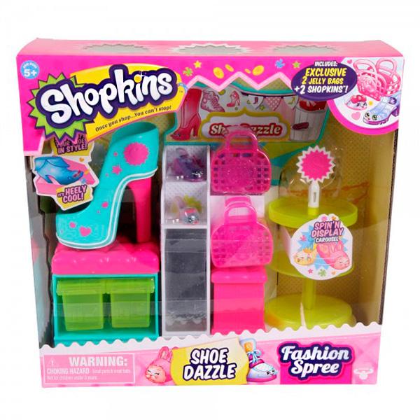 Shopkins 56034 Шопкинс Эксклюзивный набор Хранение обуви