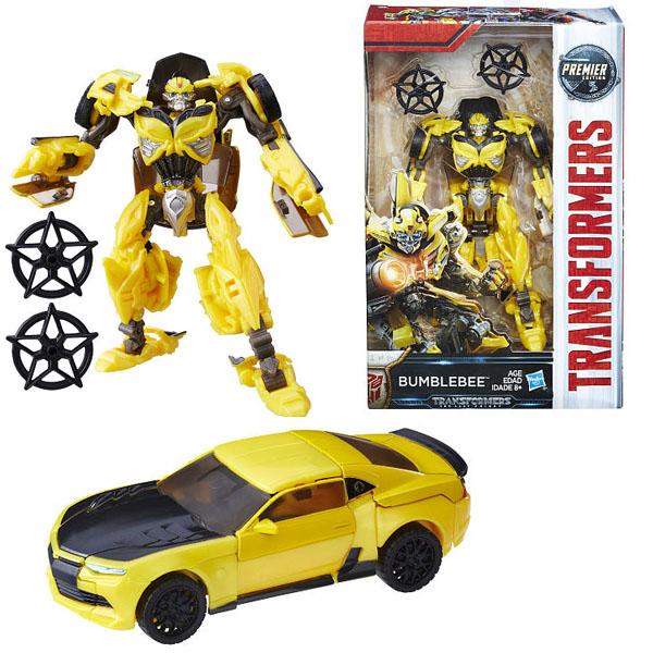 Hasbro Transformers C0887/C1320 Трансформеры 5: Делюкс Бамблби