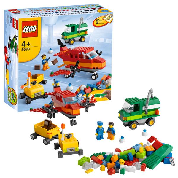 Конструктор Лего Криэйтор 5933 Конструктор Строим аэропорт