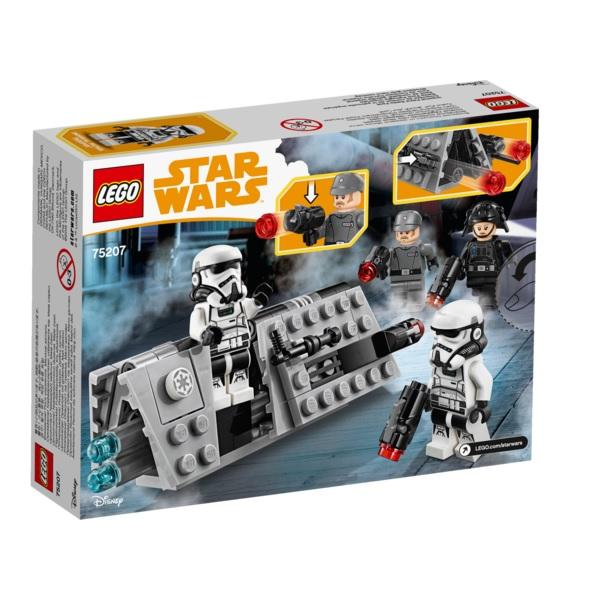 LEGO Star Wars 75207 Конструктор ЛЕГО Звездные Войны Боевой набор Имперского Патруля