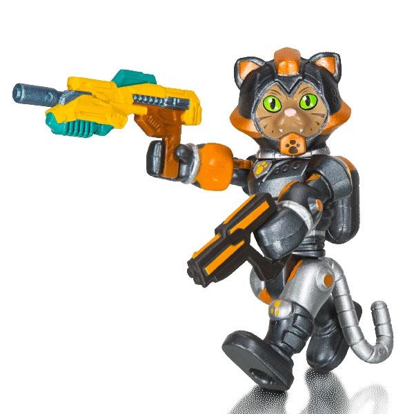 Roblox ROG0163 Фигурка героя Cats...IN SPACE: Sergeant Tabbs (Core) с аксессуарами цена 2017